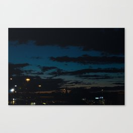 night #2 Canvas Print