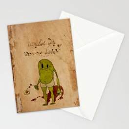 Ohh,ohh,ohh im on Fire! Stationery Cards