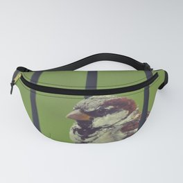 These bars won't hold me Fanny Pack