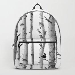 Trees Trunk Design Backpack