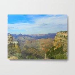 Grand Canyon Views  Metal Print