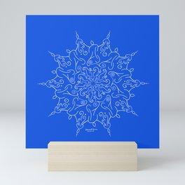 Divine Blessing Mini Art Print