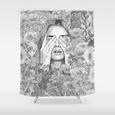 It's Alright Shower Curtain