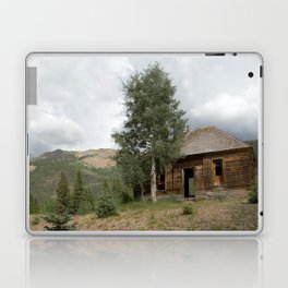 Remnants of Ironton, of the 1880's Gold Rush Laptop & iPad Skin