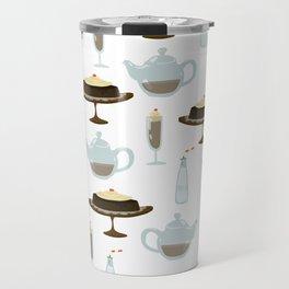 cake time Travel Mug