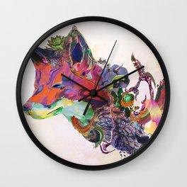 After Dawn Wall Clock