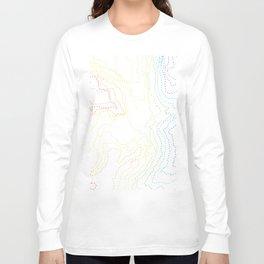 Sidney contours Long Sleeve T-shirt