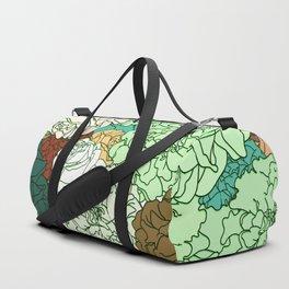 Tender Roses 2 Duffle Bag