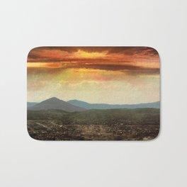 Sunset from Cripple Creek, Colorado, ca. 1899 Bath Mat