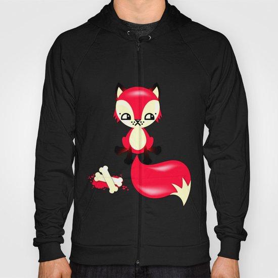 Fox's Christmas Dinner Hoody