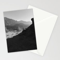 SHADOWS AND LIGHT - landscape photography Stationery Cards