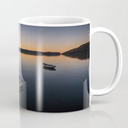 Sunrise over Knysna Lagoon in Western Cape, South Africa Coffee Mug