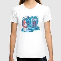 hallion T-shirts featuring Big Bad Wolf by Fanboy30