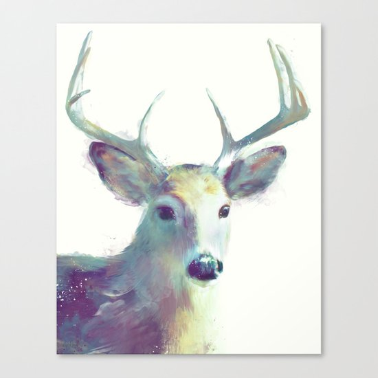 Whitetail No. 2 Canvas Print