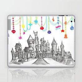 Party at Hogwarts Castle! Laptop & iPad Skin