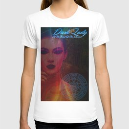 Dark Lady of the Forest of the Damned T-shirt