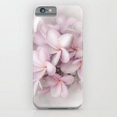 Plumeria love iPhone 6 Slim Case