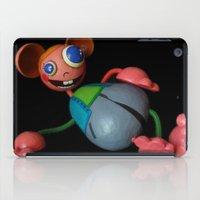 danny ivan iPad Cases featuring Ivan Favolas by Marta Fernandes da Silva