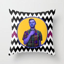 SWEET DREAMS, CUTTHROAT KID Throw Pillow