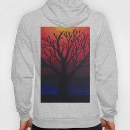3 Visions Art Sun Tree Hoody