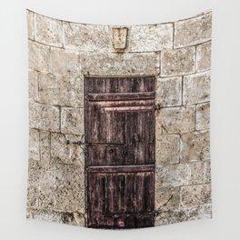 Door I Wall Tapestry