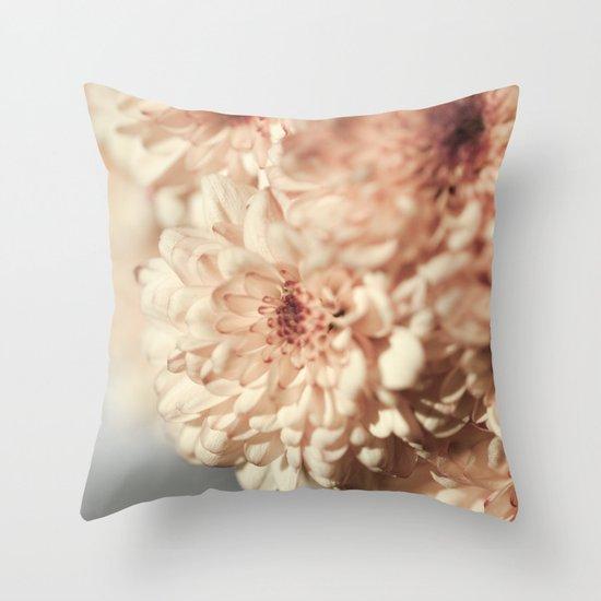 Tenderness 8658 Throw Pillow