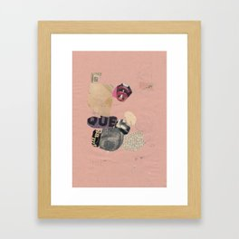 Karl-Marx-Platz 10 Framed Art Print