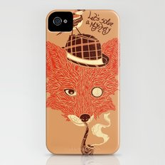 Let's solve a mystery iPhone (4, 4s) Slim Case