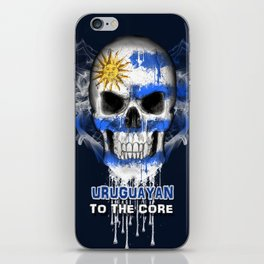 To The Core Collection: Uruguay iPhone Skin