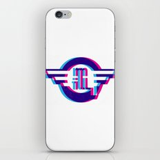 metro illusions - 3D iPhone & iPod Skin