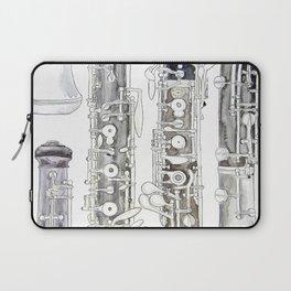 Hautbois Laptop Sleeve