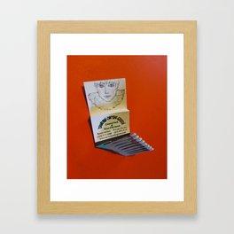 Tavern NYC Framed Art Print