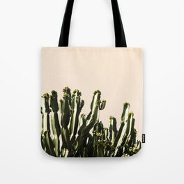 cactus nature x Tote Bag