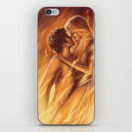 True Love In Flagranti iPhone Skin