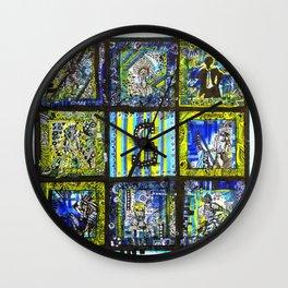 Fashion through time Wall Clock