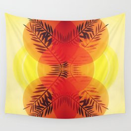 NEVER HIDE THE SUN Wall Tapestry