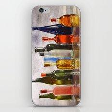Bottles, oh Bottles! iPhone & iPod Skin