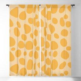 Cheetah 006 Blackout Curtain