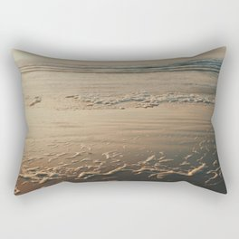 Deep Wide Ocean Rectangular Pillow
