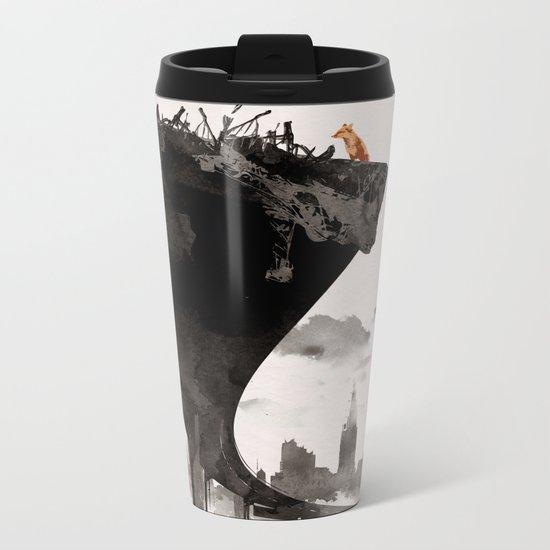 The Last of Us Metal Travel Mug