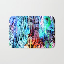 Cavern in Greece Bath Mat