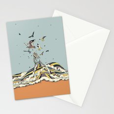 WALK ON THE OCEAN Stationery Cards