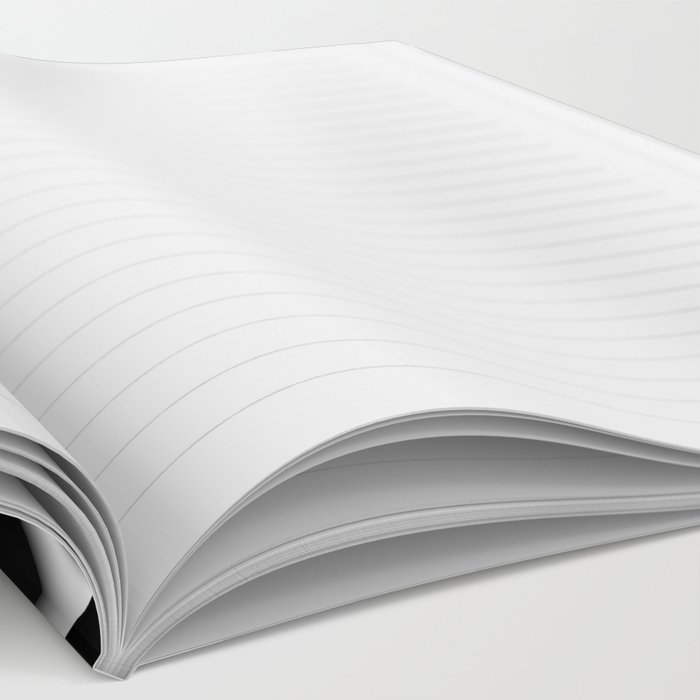 Black and White 1 Notebook