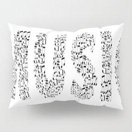 Musical score Pillow Sham