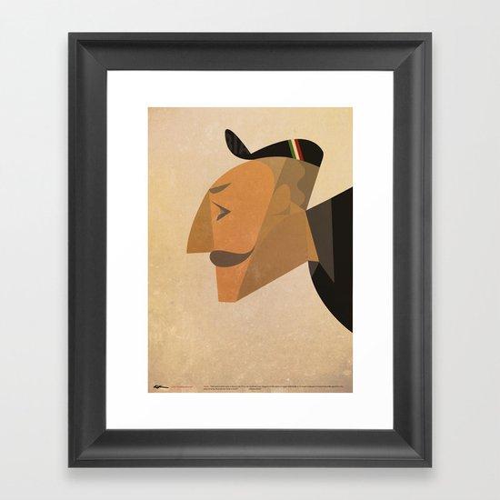 Alfredo Framed Art Print