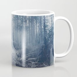 Foggy forest Coffee Mug