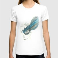 wind T-shirts featuring Wind by Simona Borstnar