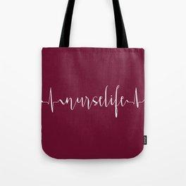 Nurse Life Tote Bag