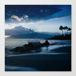 Polo Beach Dreams Maui Hawaii Canvas Print