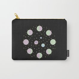 And You? - Moon Phases Illustration Carry-All Pouch